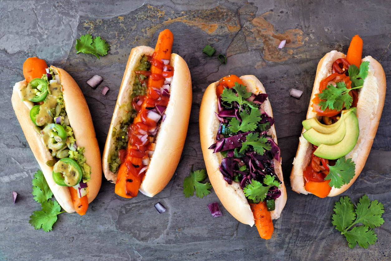 Carrot Dogs