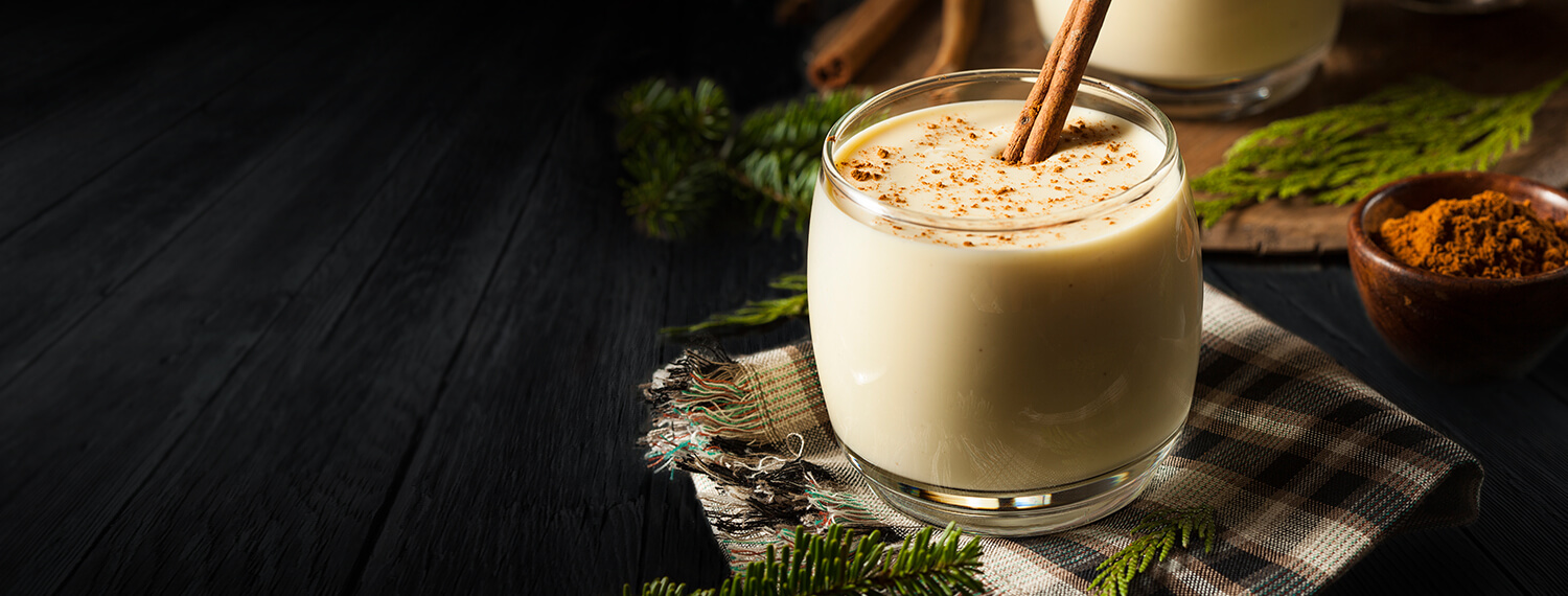 Eggless Nog