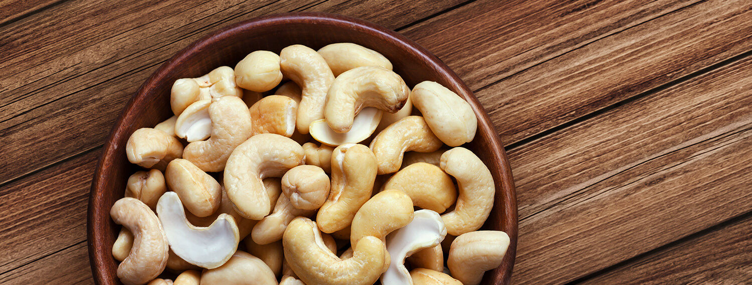 Cashew: the Nut That Is Not a Nut