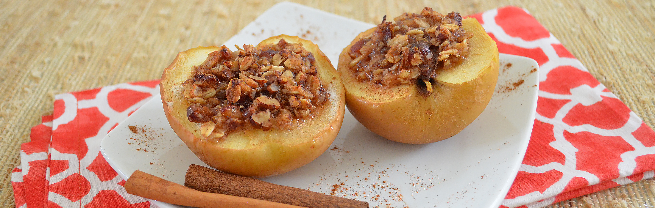 Sweet and Tart Baked Apples